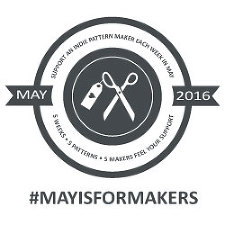May Is For Makers | LRstitched.com
